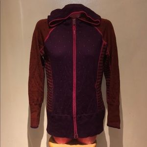 Smartwool jacket sweater hooded shirt top blouse